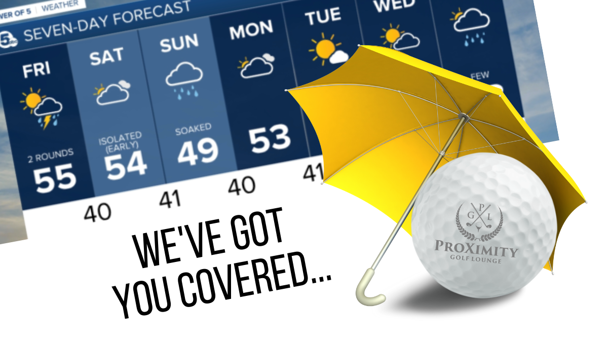 Play Golf this Weekend!
