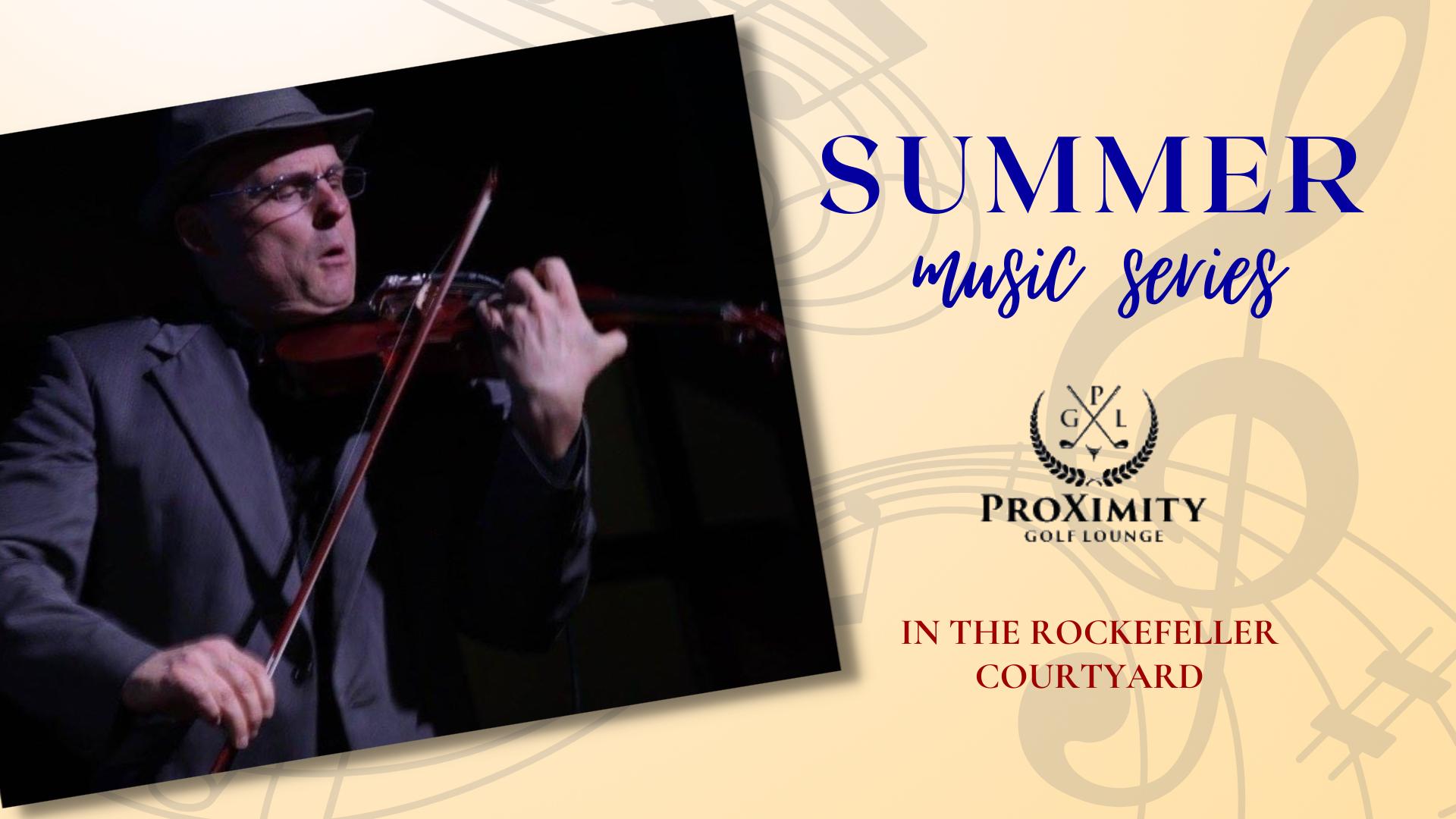 Live Music – Reed Simon & Kevin Richards