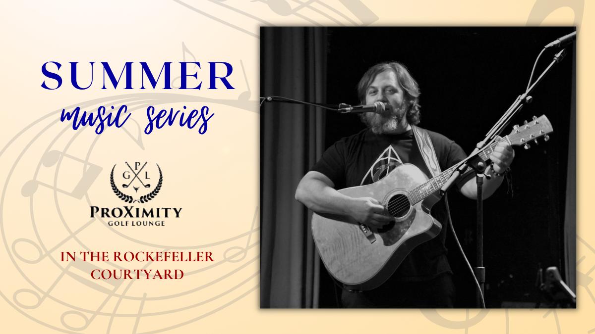 Summer Music Series – Michael Rotman
