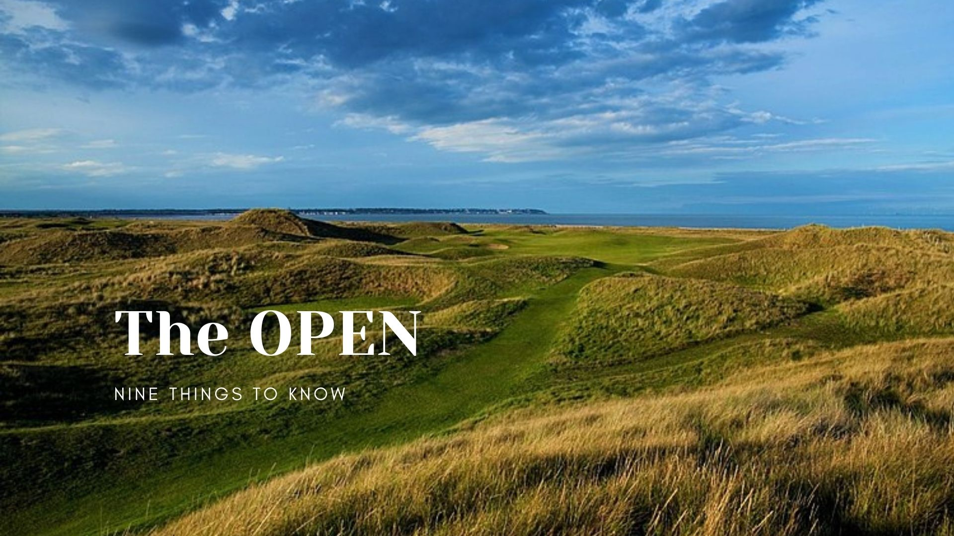 A closer look at The Open Championship